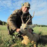Russia – Siberian Roe Deer